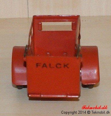 Dyreambulance Falck Tekno no. 313