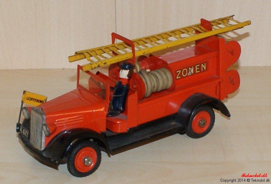 Brandsprøjte Zonen Tekno no. 341