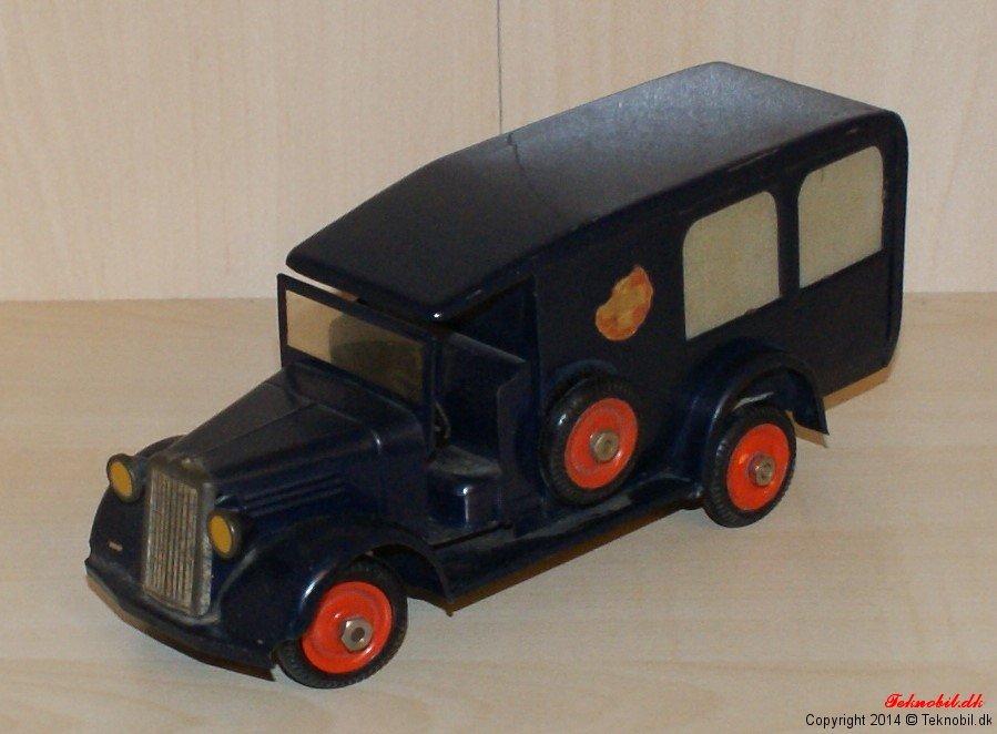 Ambulance blå Falck Tekno no. 351