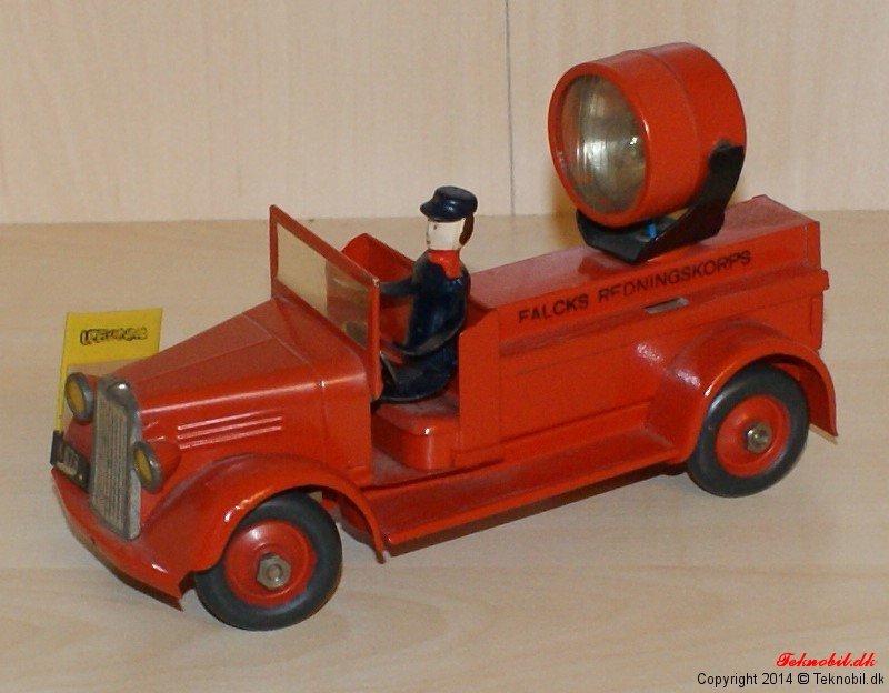 Projektørvogn Falck Tekno no. 361