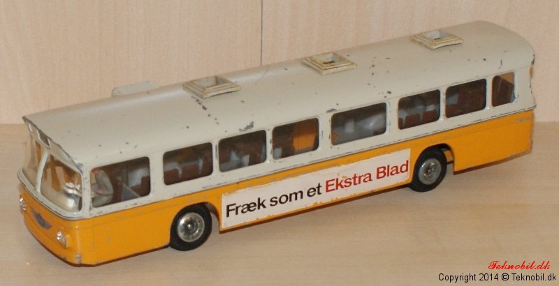 Scania Vabis CR76 Bus Tekno nr. 851-4