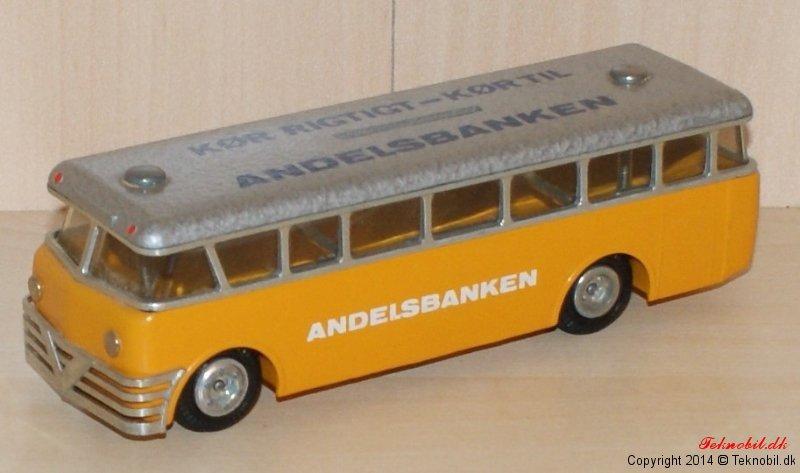 Volvo Sparebus Tekno no. 854-2