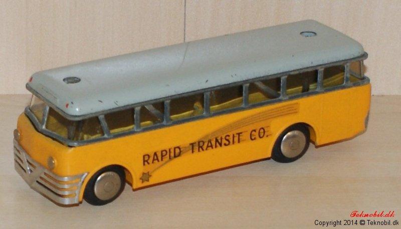 Volvo Bus Tekno no. 850-15