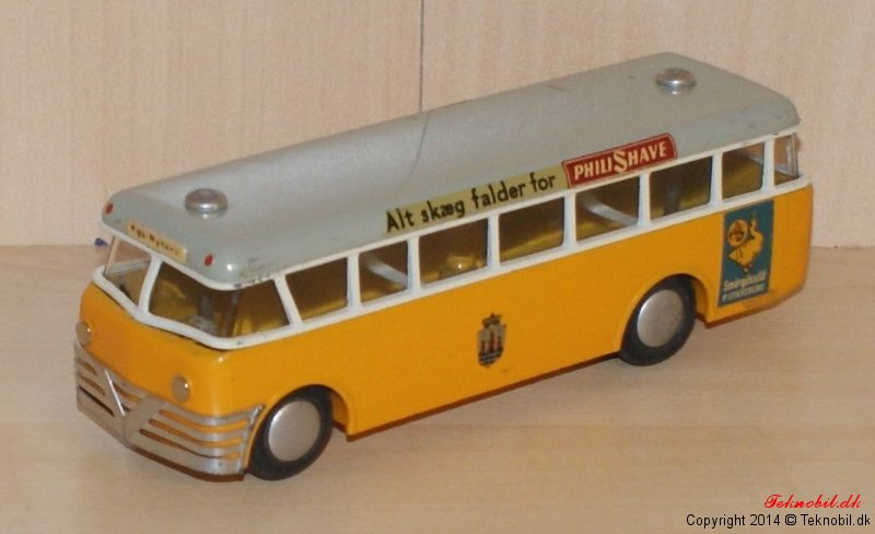 Volvo Bus Tekno no. 850-9