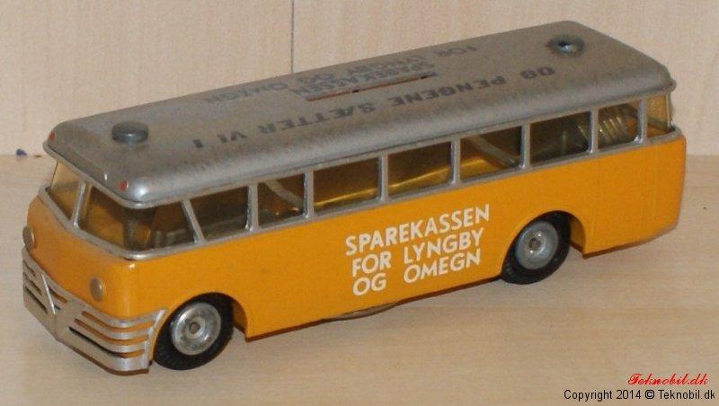 Volvo Sparebus Tekno no. 854-40