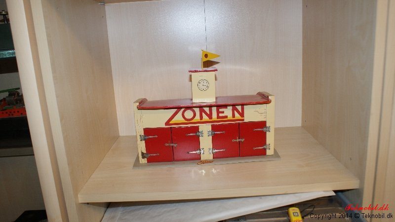 Zonen station Tekno no. ??