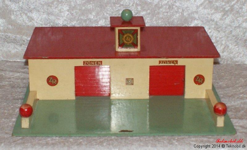 Zonen  Station Tekno no. 521