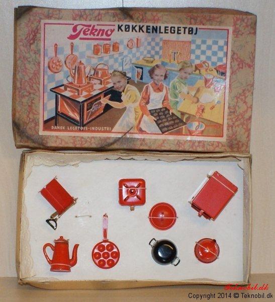 Køkken tilbehør Tekno no. 223