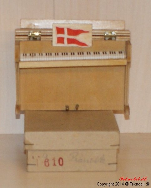 Pianette Tekno no. 610