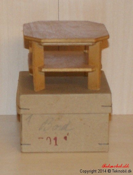 Sofabord Tekno no. 701