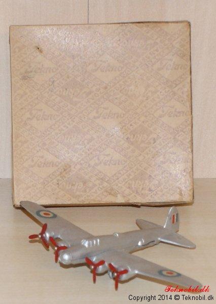 Flyvende Fæstning Tekno no. 401-1