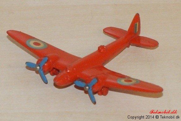 Bombeflyver BB1 Tekno no. 402-1