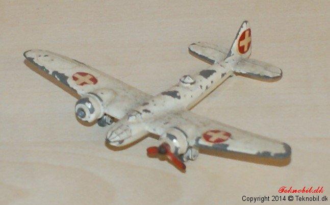 Bombeflyver BB1 Tekno no. 402