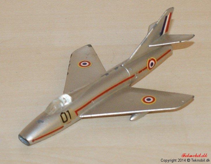 Hawker Hunter Jager Tekno no. 785