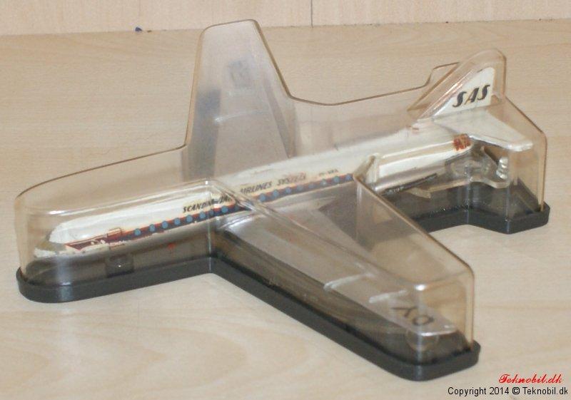 Passagerflyver Caravelle SA 210 Tekno no. 766