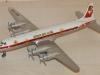 Passagerflyver DC 7C Tekno no. 765-6
