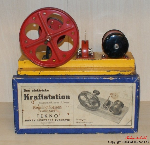 Kraftstation Tekno no. 90/91