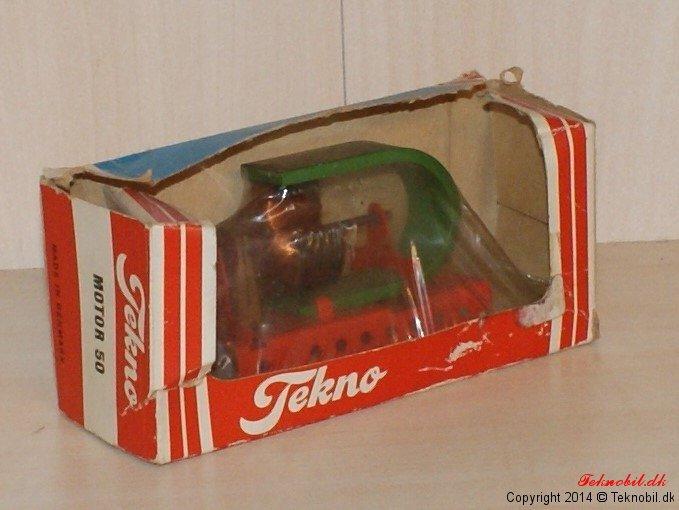 Elektromotor Tekno no. 50