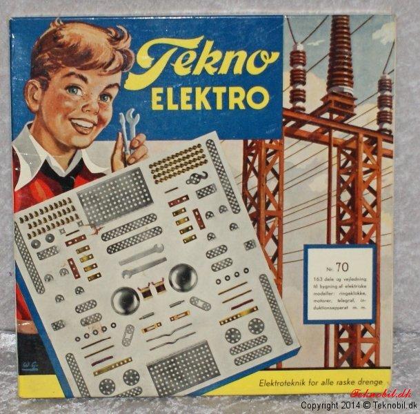 Tekno Elektro Tekno no. 70