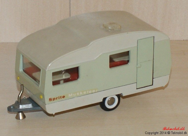 Campingvogn Sprite Musketer Tekno no. 815