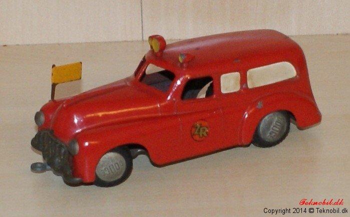 Buick Ambulance Zonen Tekno no. 732-1