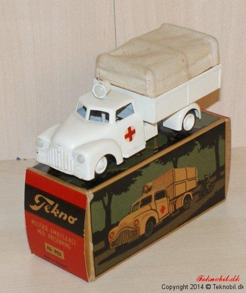 Dodge Røde Kors Tekno no. 952