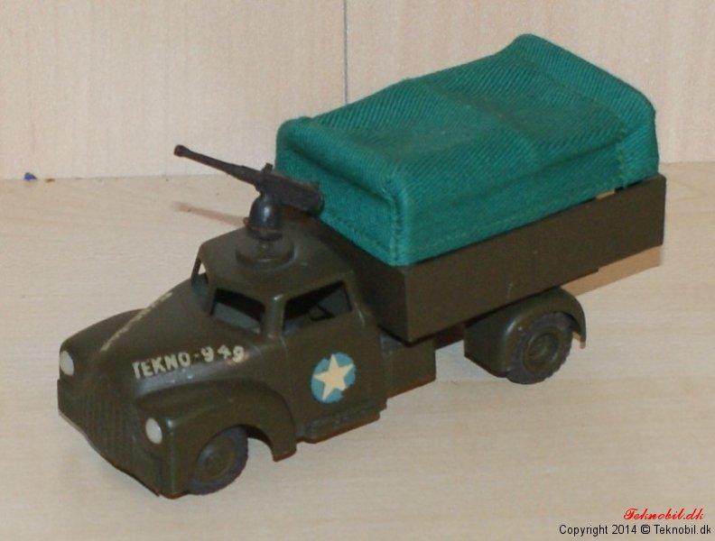 Dodge Militærbil Tekno no. 951