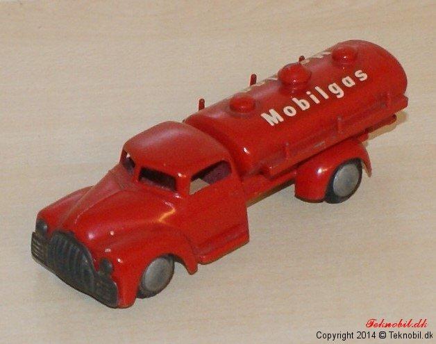 Mini Dodge Tekno no. 778-1