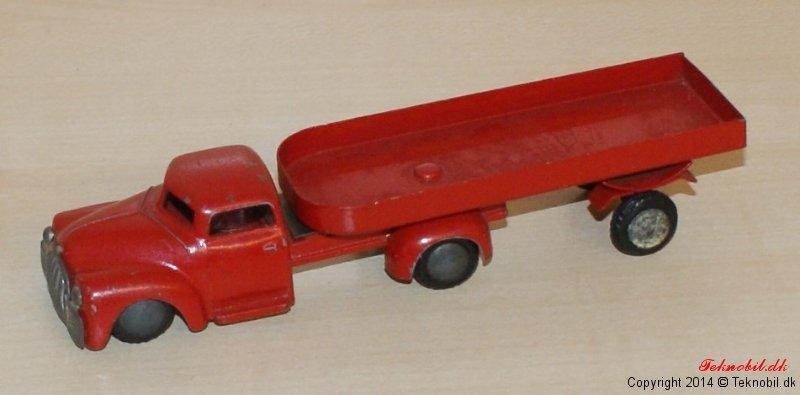 Mini Dodge Sættebil Tekno no. 776-2