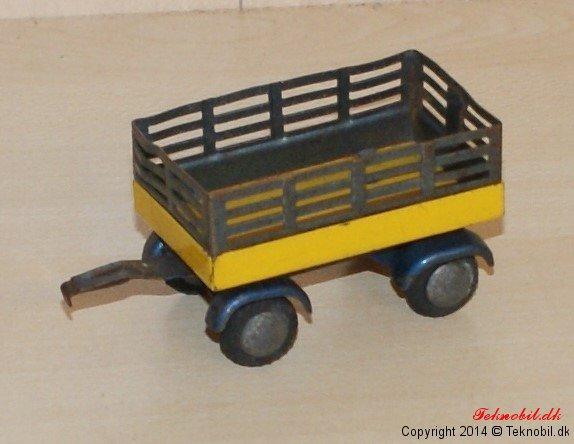 Mini Dodge Kreaturhænger Tekno no. 782
