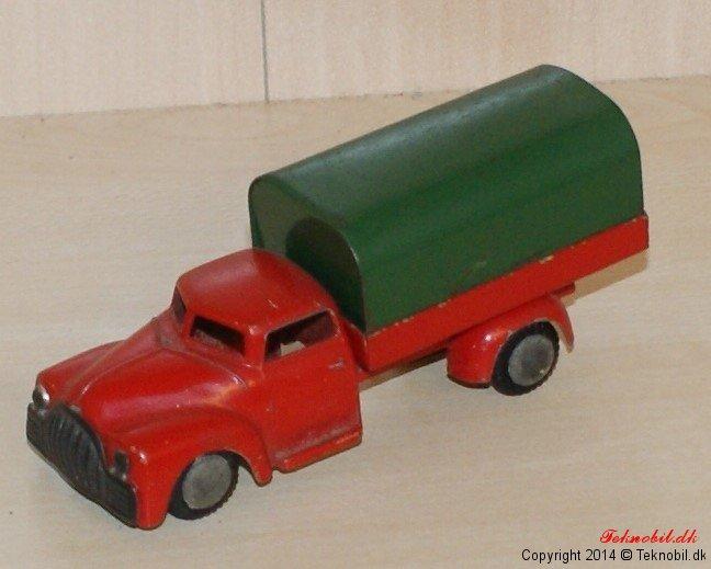 Mini Dodge Lastbil Tekno no. 772
