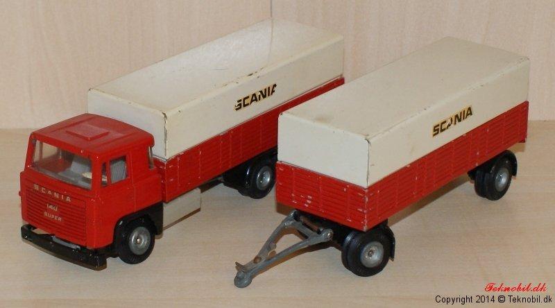 Scania Vabis 140 Super Tekno no. 420