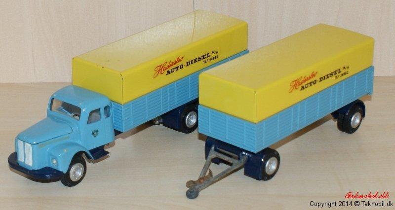 Scania Vabis Tekno no. 451+452-5