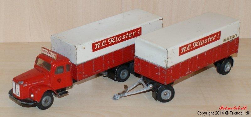 Scania Vabis Tekno no. 451+452-2