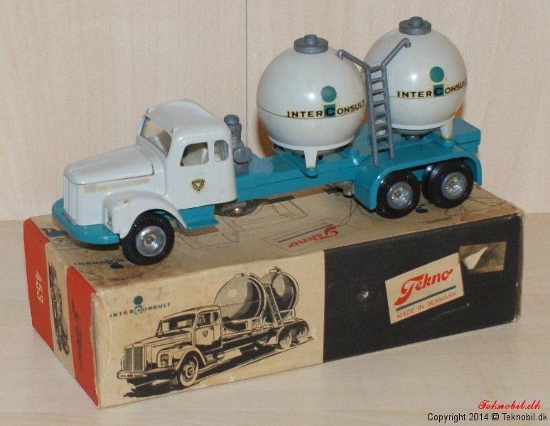 Scania Vabis Cementbil Tekno no. 453-2