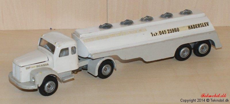 Scania Vabis Tankbil Tekno no. 447-?