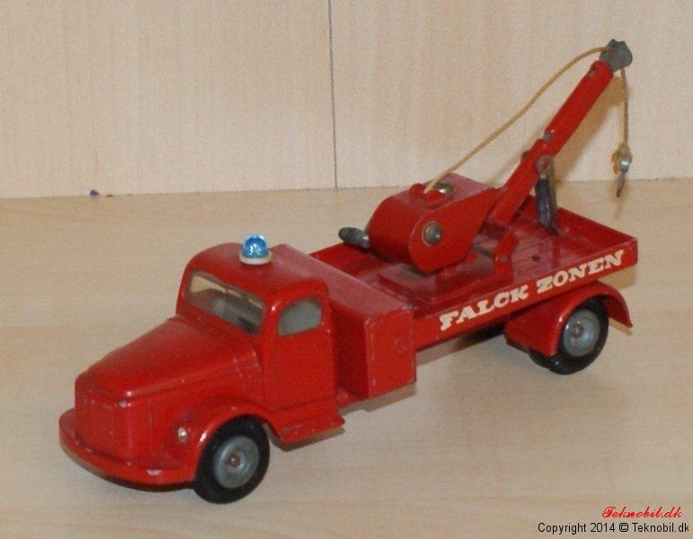 Volvo Kranbil Tekno no. 436-3