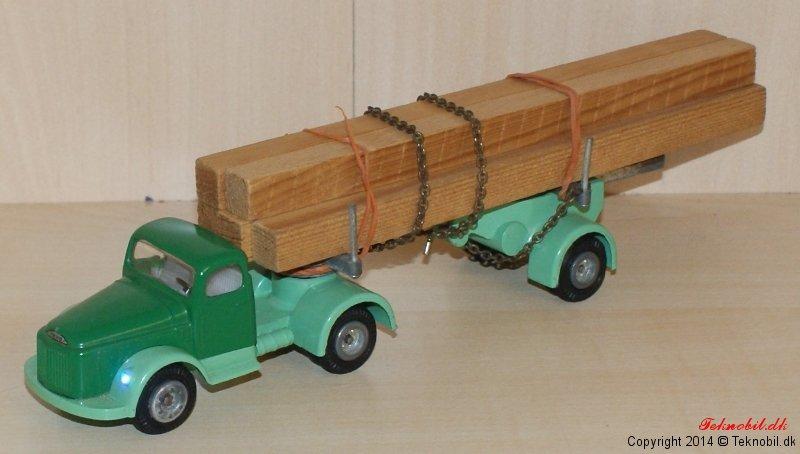 Volvo Tømmervogn Tekno no. 439