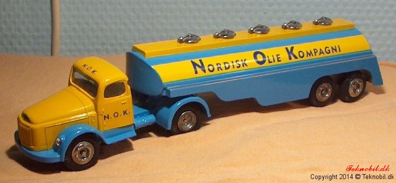 Volvo Tankbil Tekno no. 434-7