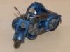 Harley Davidson med sidevogn Tekno no. 762