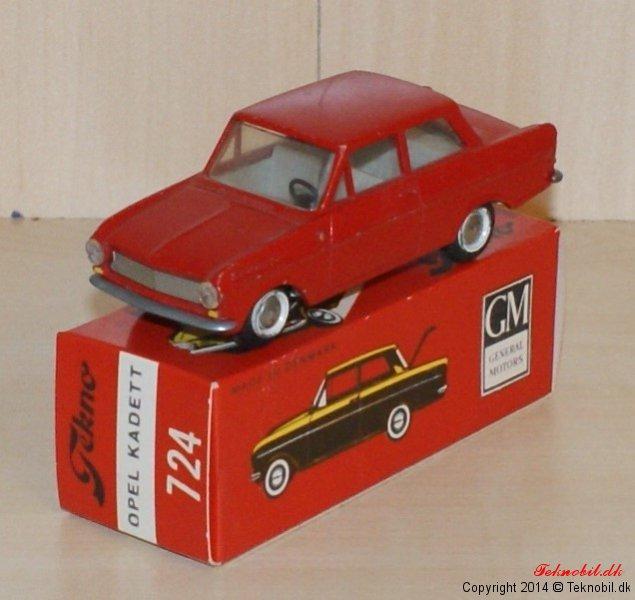 Opel Kadet Tekno no. 724