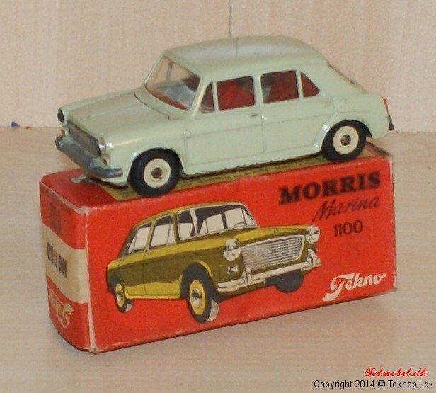 Morris 1100 Tekno no. 831