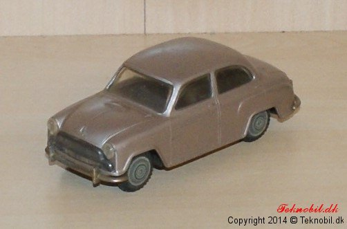 Morris Oxford Tekno no. 719