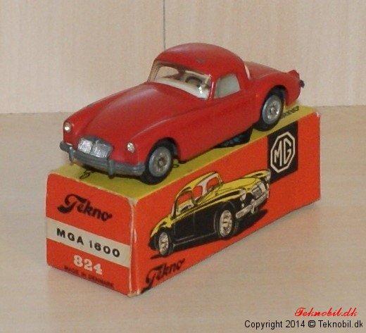 MGA Coupe Tekno no. 824