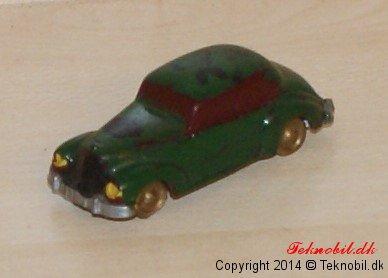 Opel Kapitän str. HO Tekno no. 570