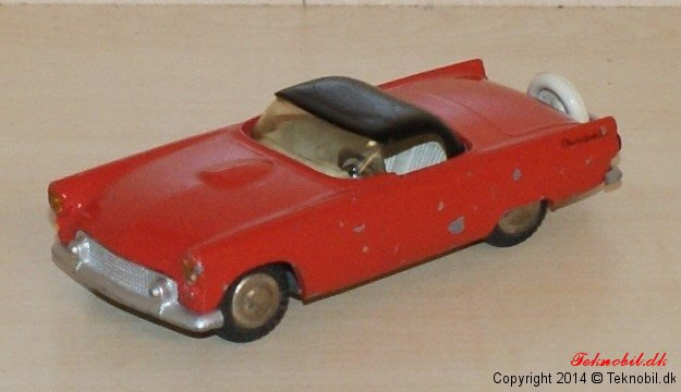 Ford Thunderbird Tekno no. 820