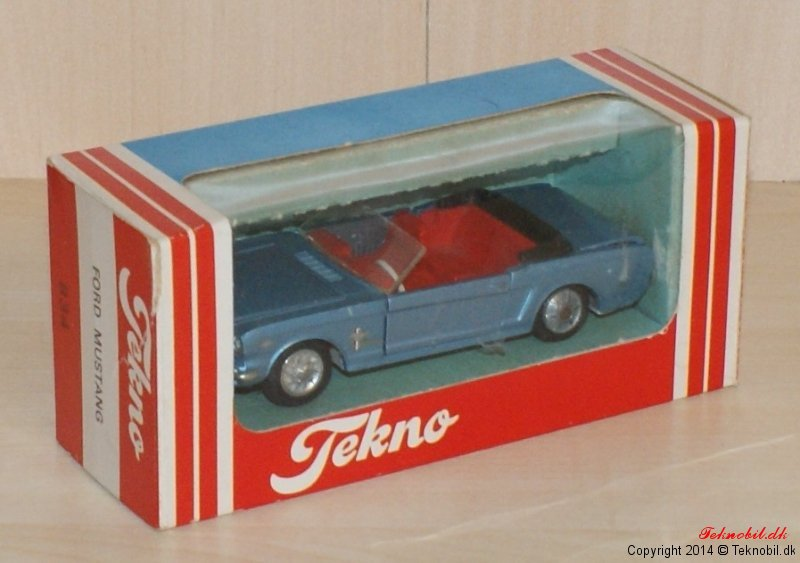 Ford Mustang Tekno no. 833