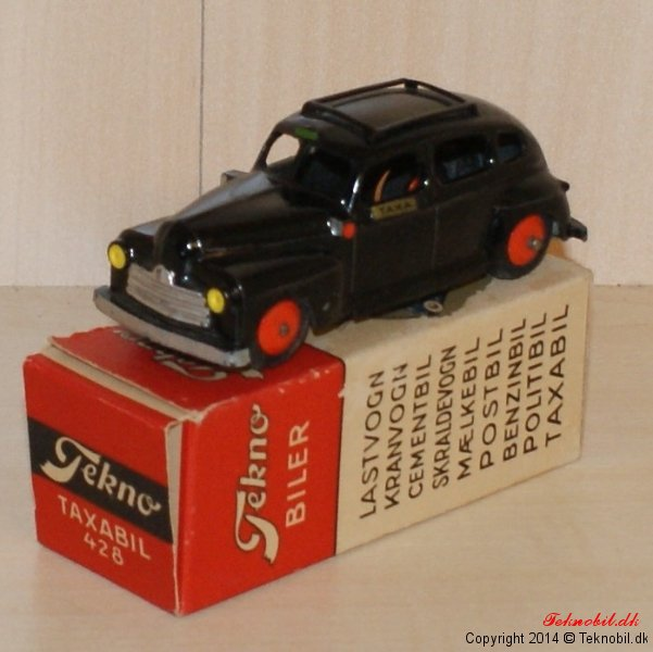 Ford taxa Tekno no. 428