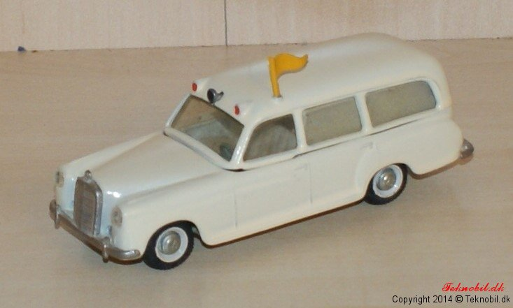 Mercedes Benz 220SE Tekno no. 730