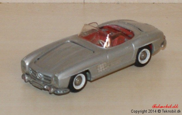 Mercedes Benz 300SL Tekno no. 924